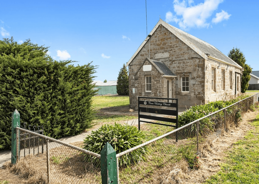 Ceres Uniting Church - Former