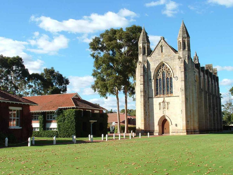 Chapel - Guildford Grammar School