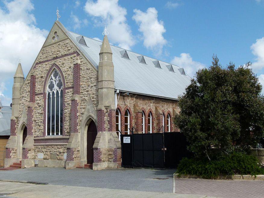 Charles Street Uniting Church - Former