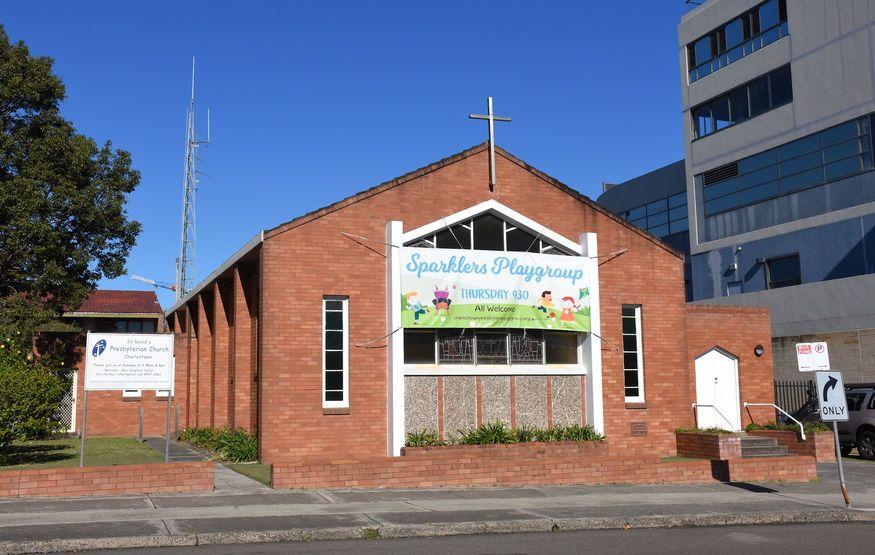 Charlestown Presbyterian Church