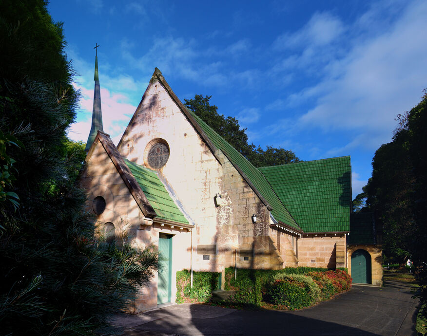 Chatswood South Uniting Church - Former