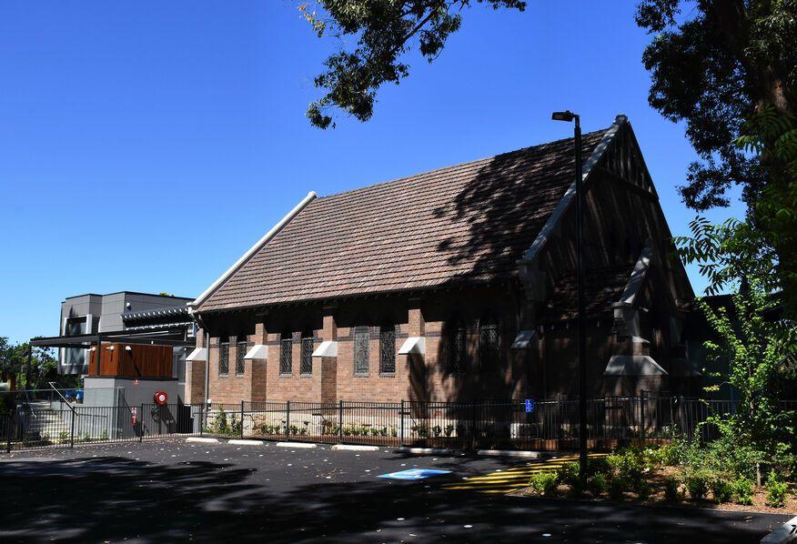 Cheltenham Congregational Church - Former