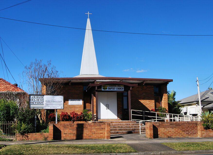 Chester Hill Baptist Church