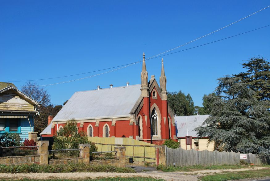 Chewton Methodist Church - Former