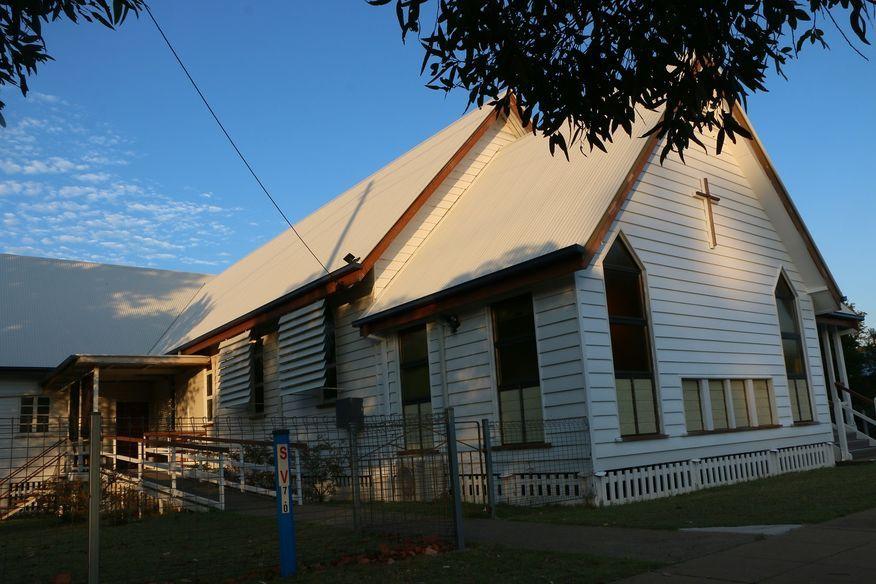 Chinchilla Presbyterian Chuch