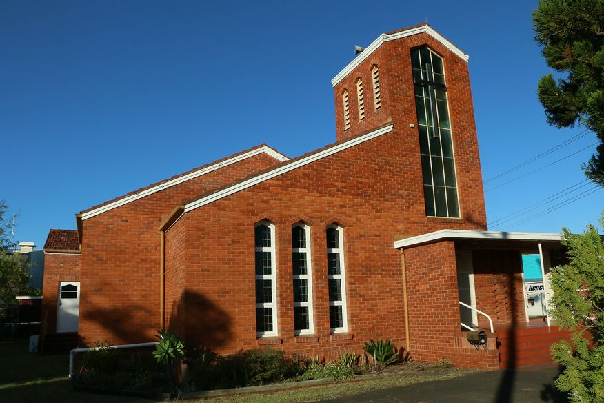 Chinchilla Uniting Church