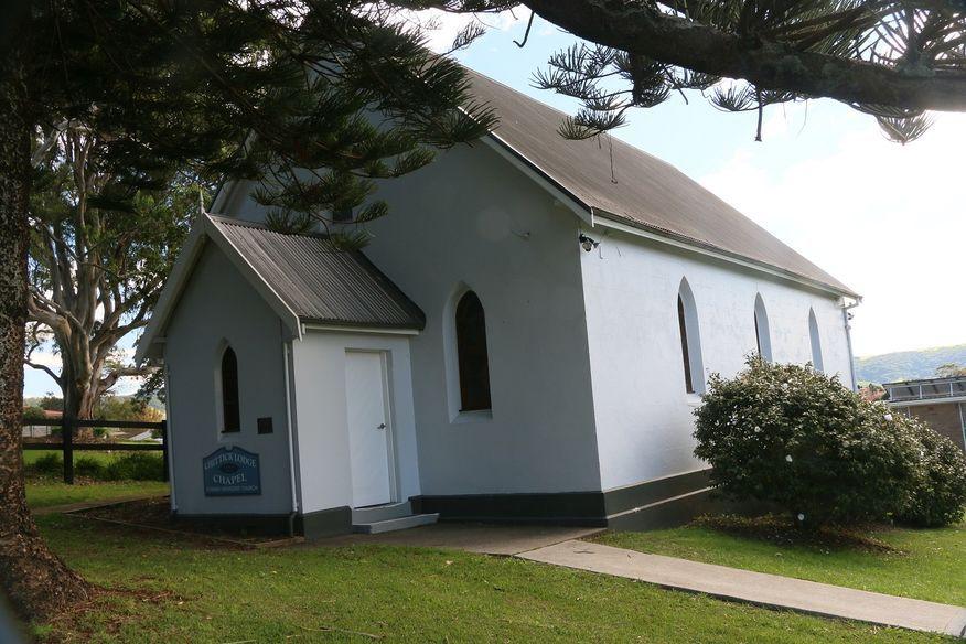 Chittick Lodge Chapel