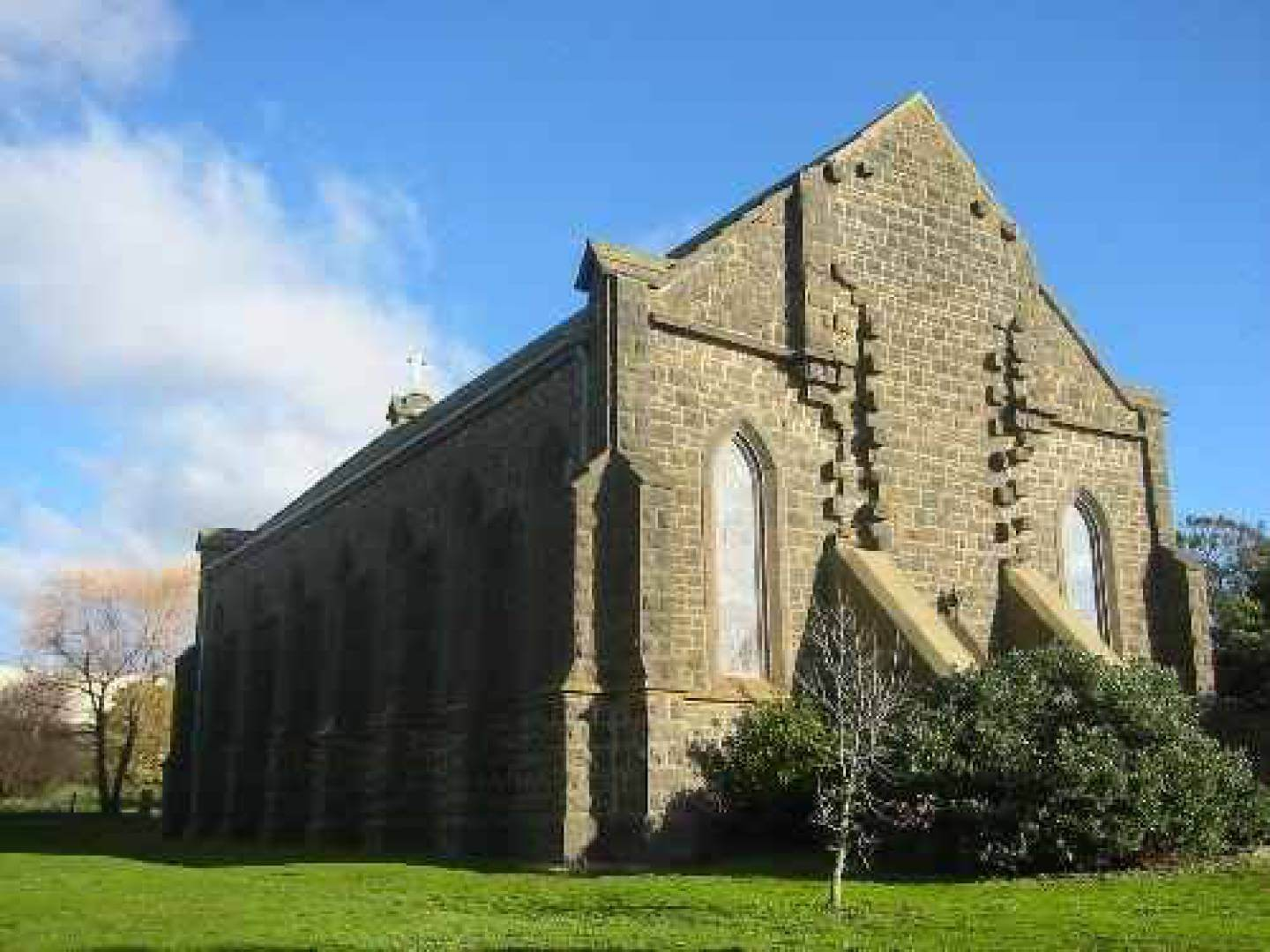 Tasmanian Anglican Church gives green light to asset sale, Bishop denies rubber-stamp claim