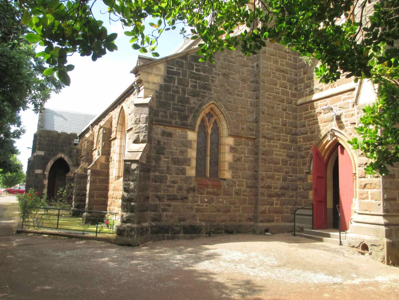 Christ Church Anglican Church