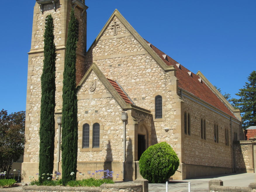 Christ Church Lutheran Church