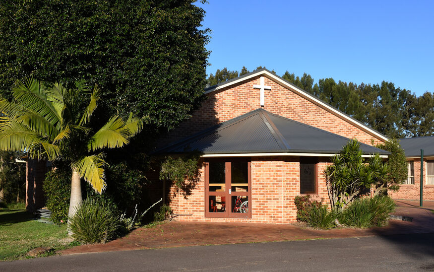 Christian Reformed Church of Wamberal