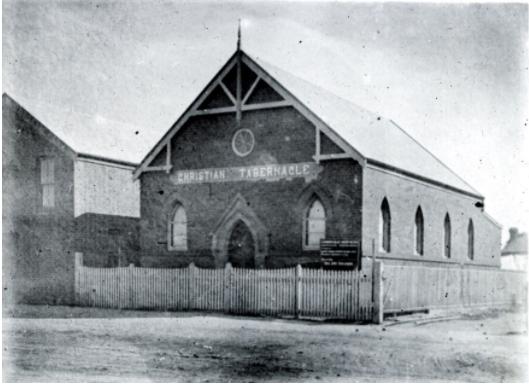 Christian Tabernacle Corowa - Former