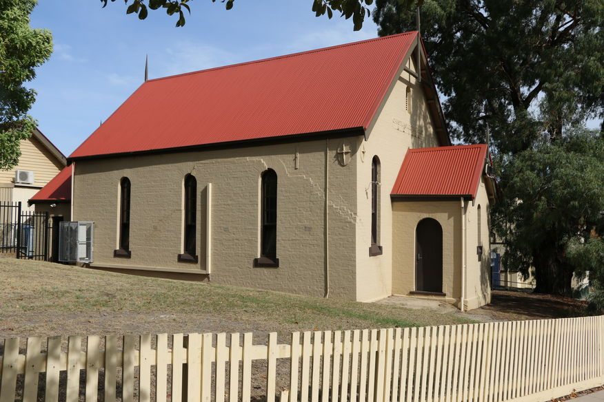 Christians Meeting House - Former