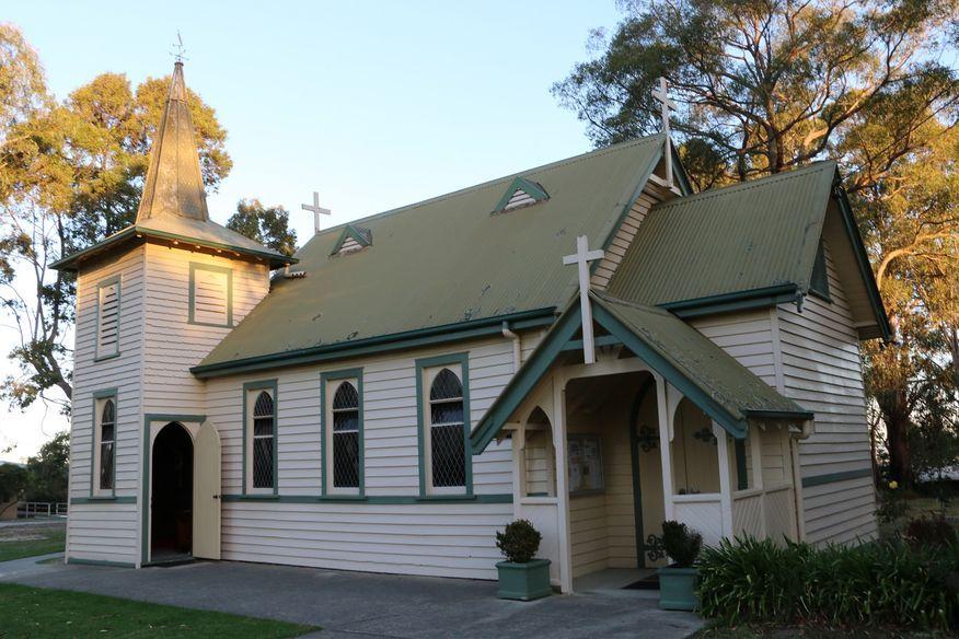 Church of St Thomas Anglican Church
