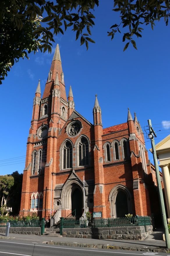 City Baptist Church - Launceston