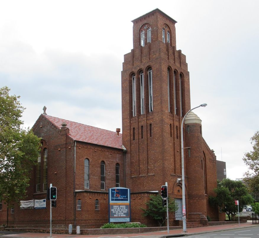 City Central Presbyterian Church