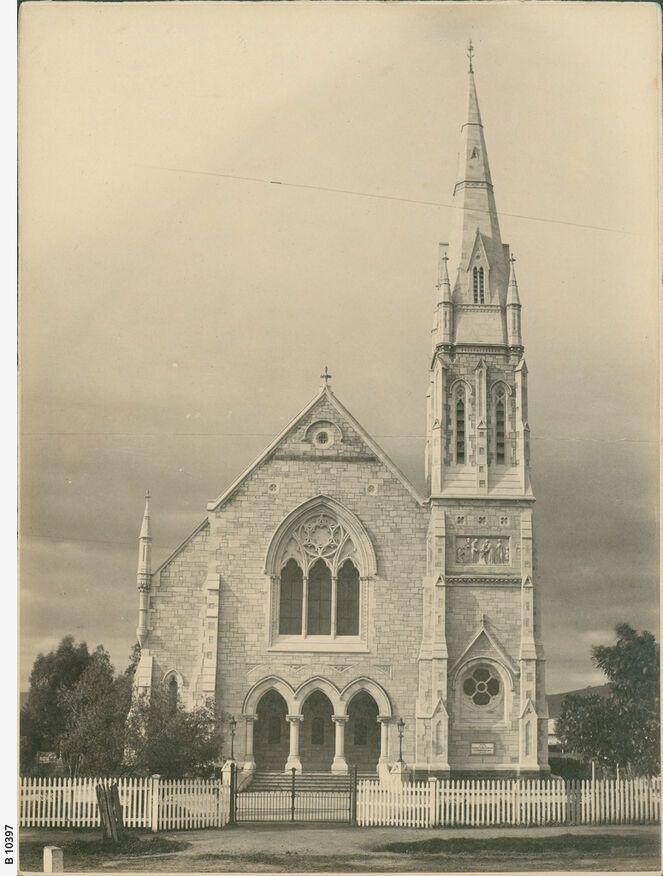 Clayton Wesley Uniting Church - Present Building