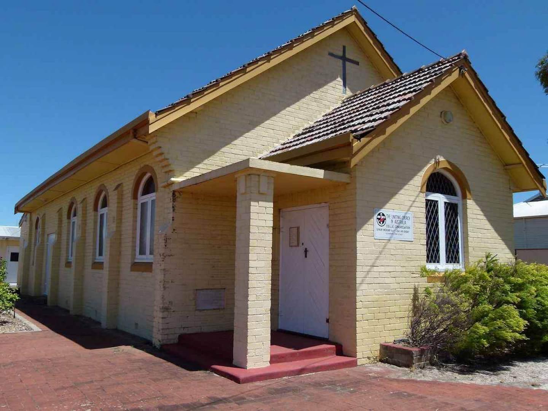 Collie Uniting Church - Former