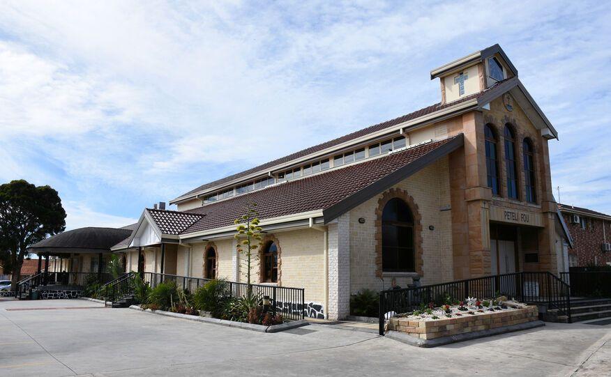 Congregational Christian Church Samoa