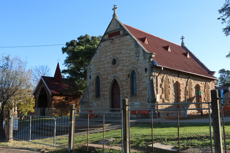 Coolah Catholic Church - Former