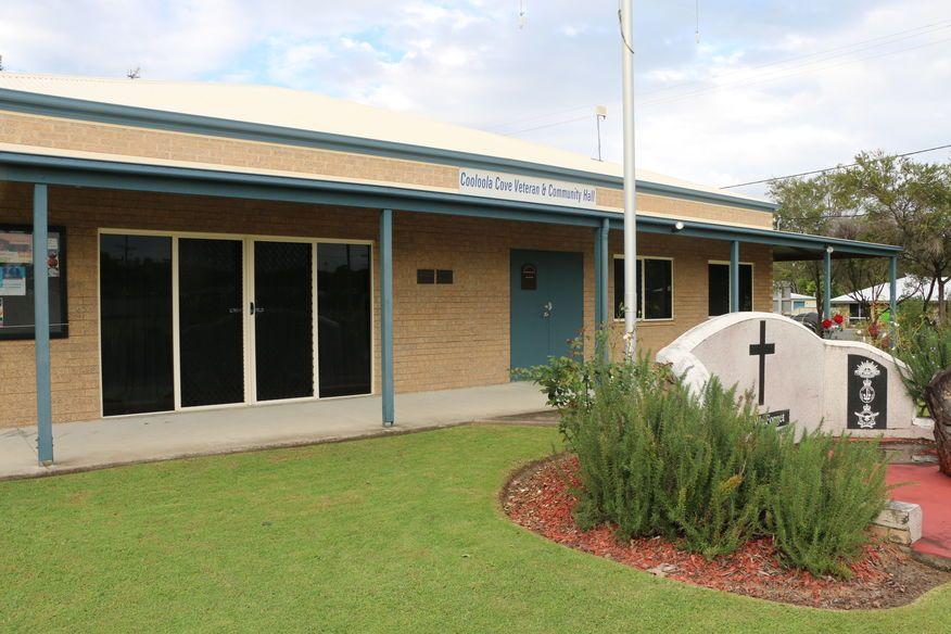 Cooloola Wesleyan Methodist Church - Veterans & Community Hall