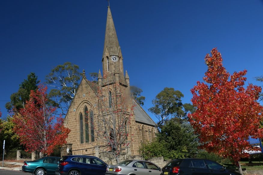 Cooma St Andrew's Uniting Church