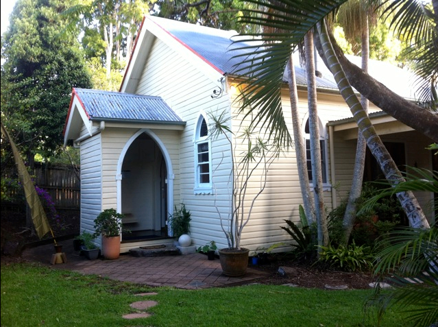 Coorabell Church - Former