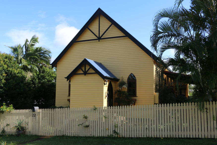 Cooroy Presbyterian Church - Former
