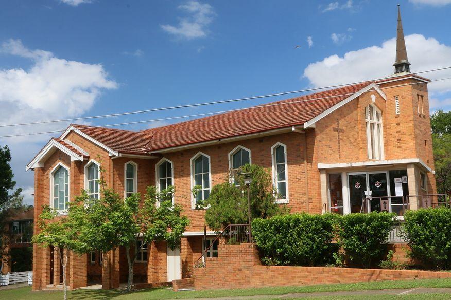 Coorparoo Uniting Church