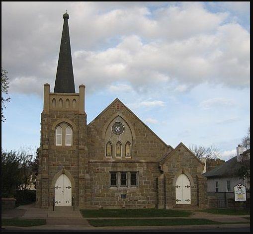 Cootamundra Uniting Church
