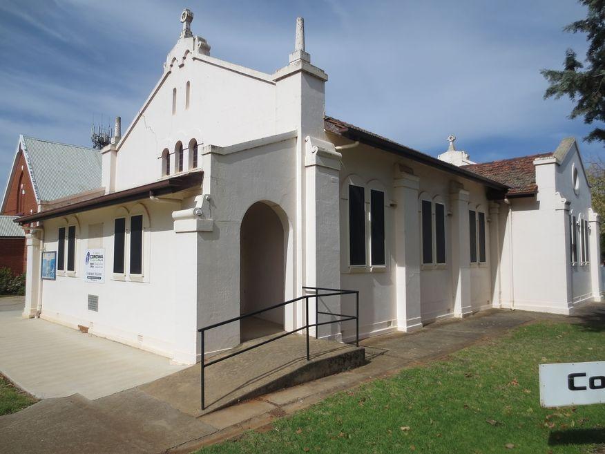 Corowa Presbyterian Church