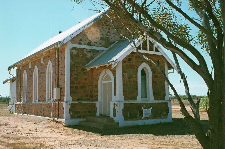 Cradock Uniting Church - Former