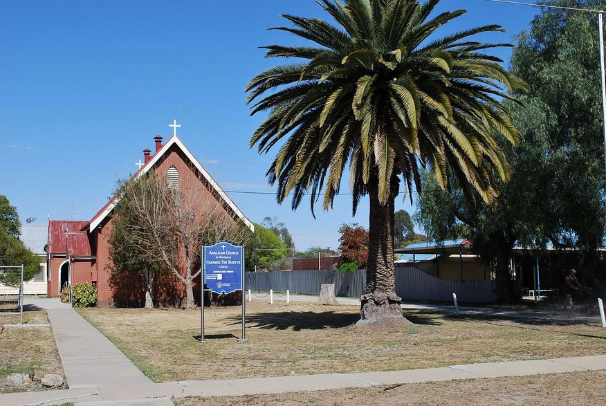 Cranmer the Martyr Anglican Church