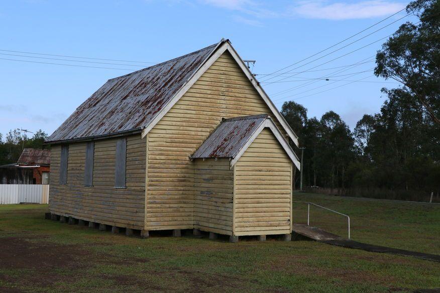 Craven Union Church - Former