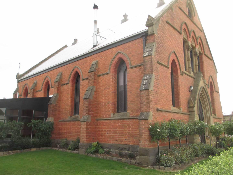 Creswick Uniting Church - Former