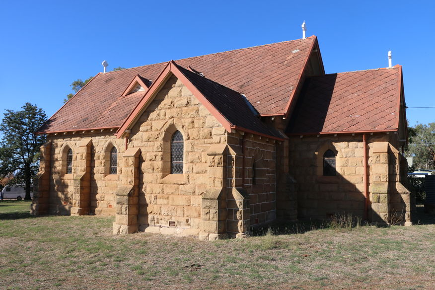 Croaker Memorial Church