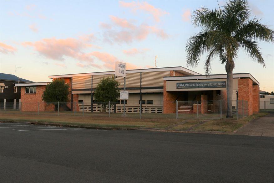 Crofton Street Gospel Hall