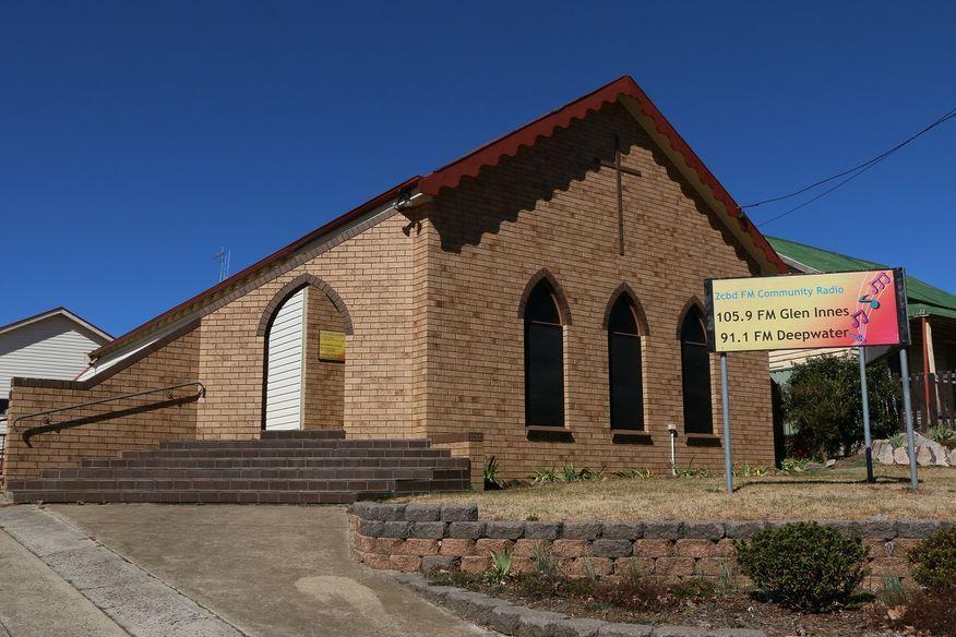 Crossroads Christian Church - Former