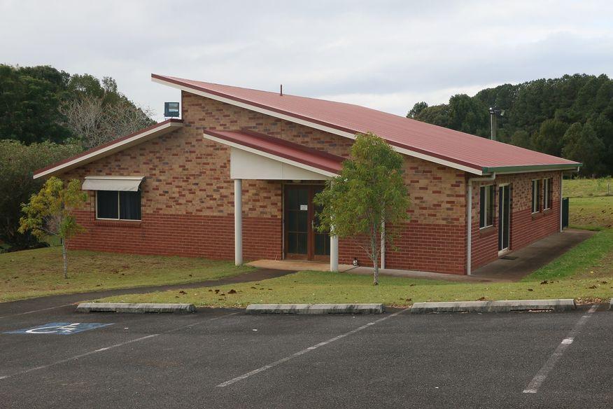 Crossroads Presbyterian Church - Office & Hall