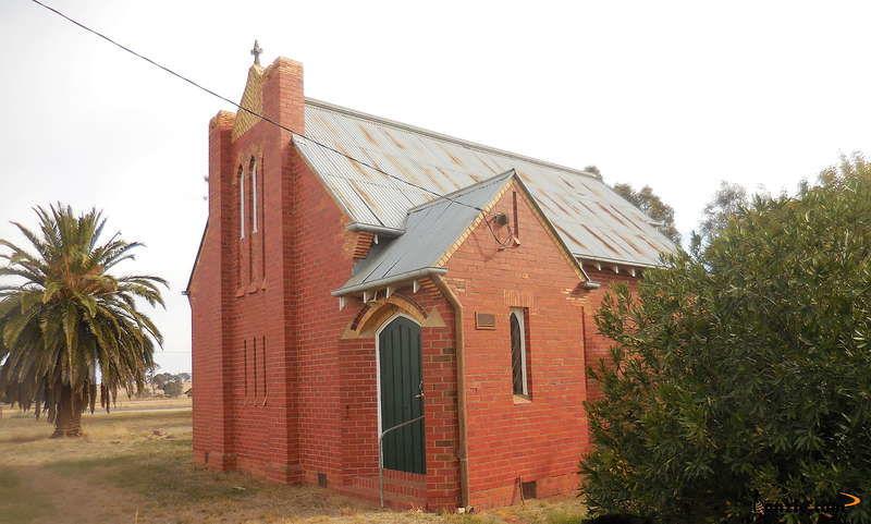 Crowlands Uniting Church - Former