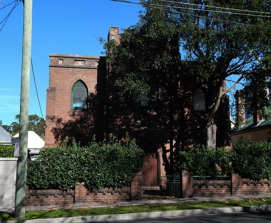 Crows Nest Church of Christ - Former