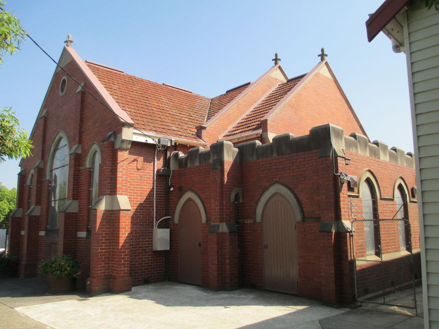 Croxton Uniting Church