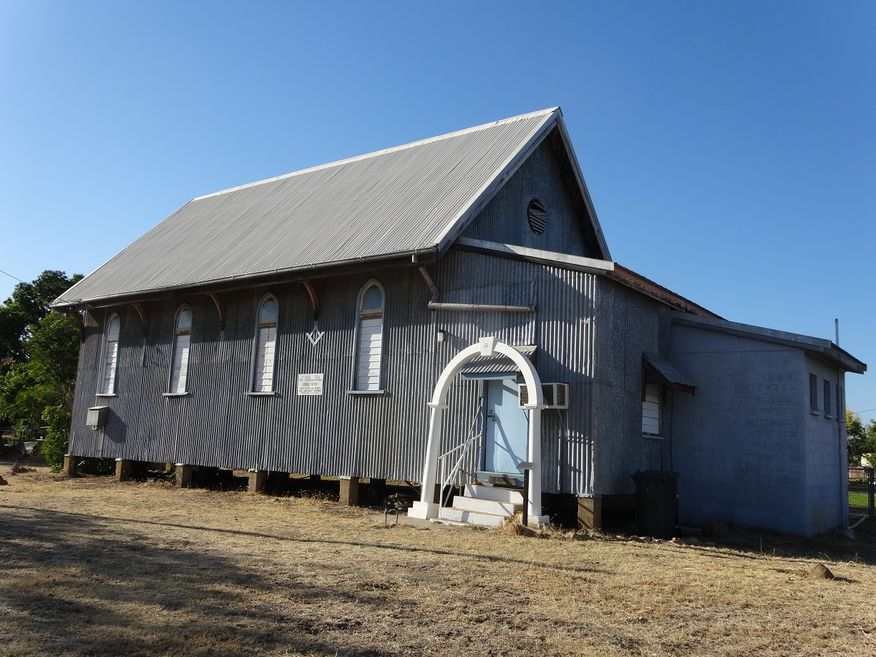 Croydon Wesleyian Methodist Church - Former
