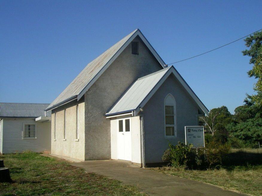 Cudal Uniting Church - Former