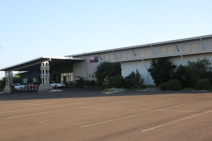 Dalby Baptist Church
