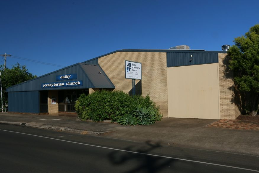 Dalby Presbyterian Church - New