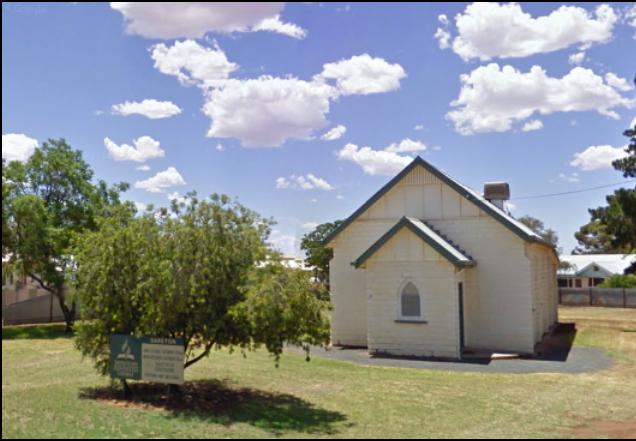 Dareton Seventh-day Adventist Church