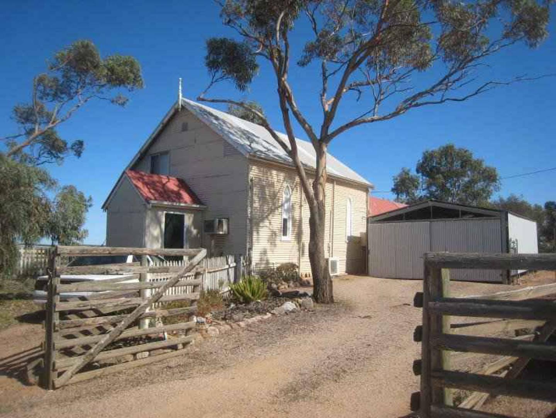 Davis Road, Pirie East Church - Former
