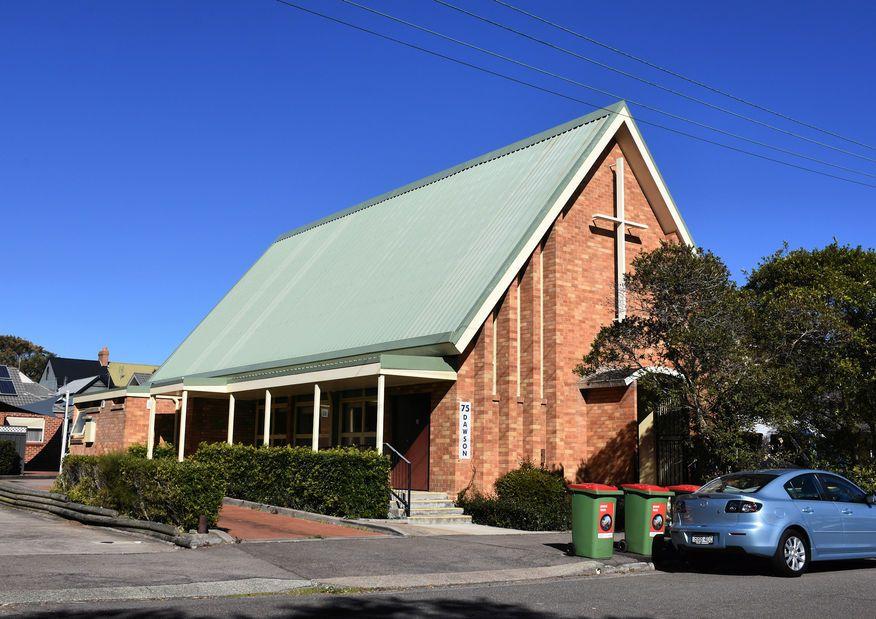Dawson Street, Cooks Hill Church