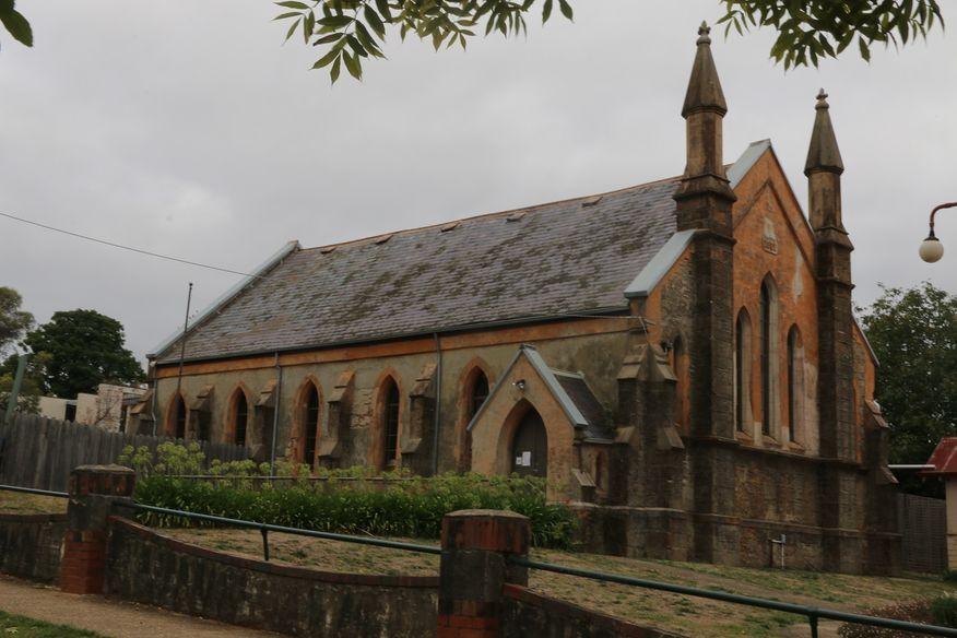 Daylesford Wesleyan Chapel - Former
